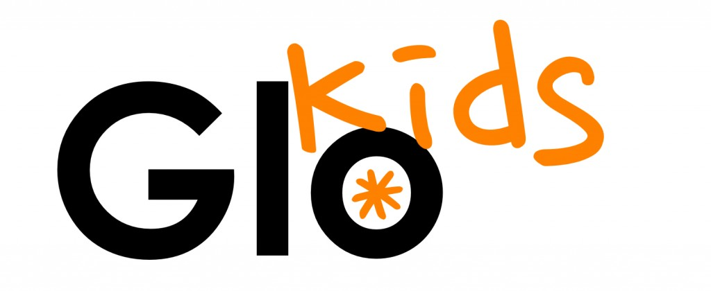 Glo Kids logo Orange