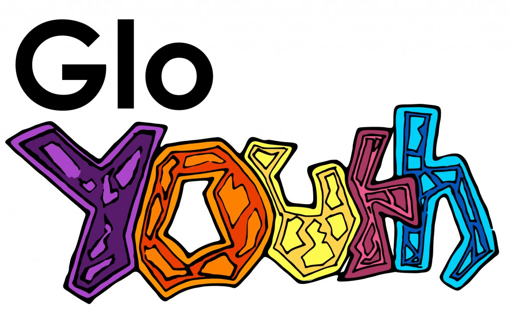 Glo Youth Logo - Colour